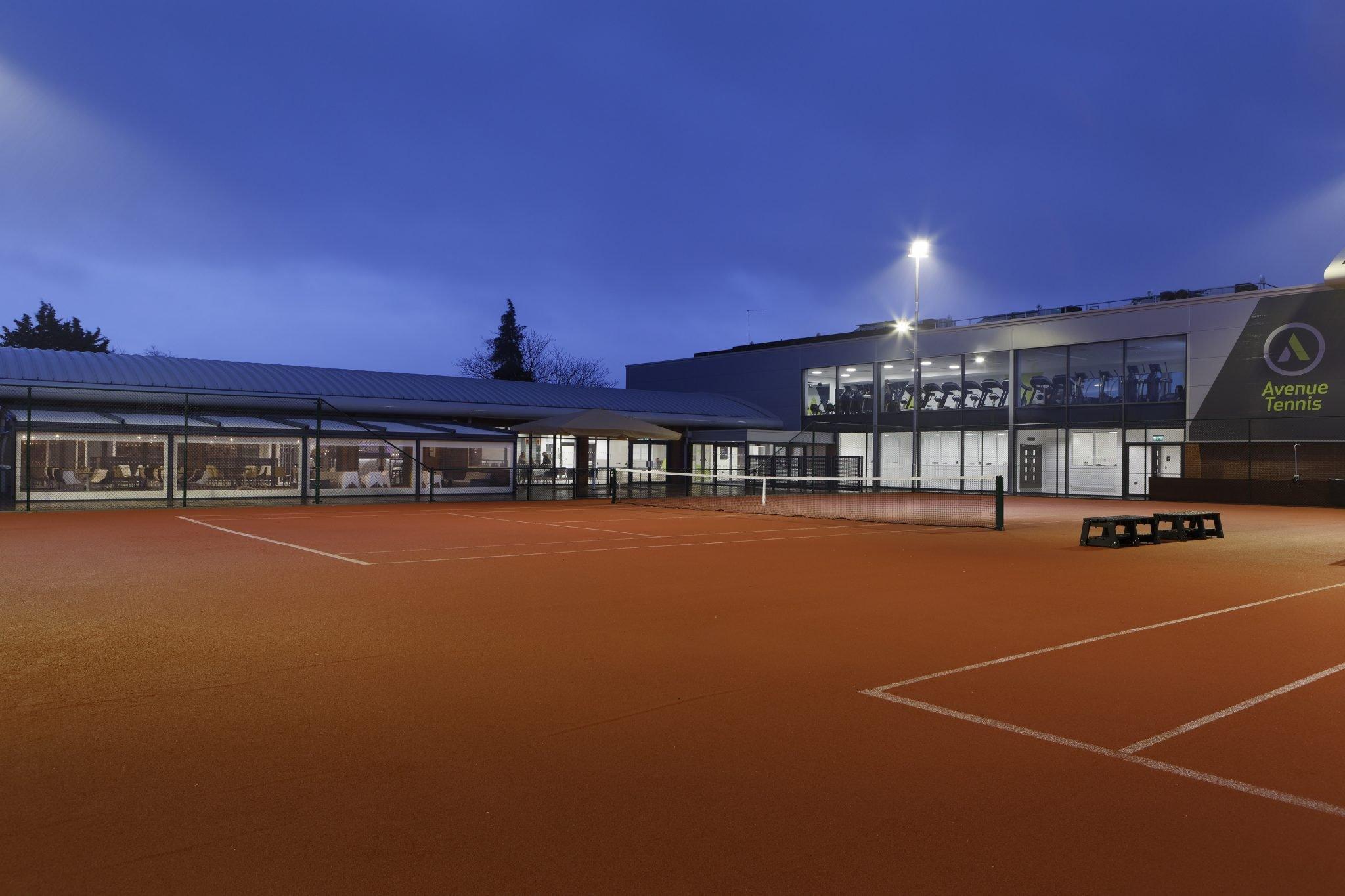 Avenue Tennis 1
